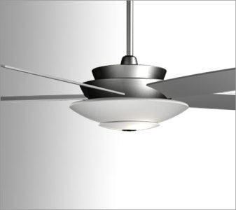 G Squared Art   Need a Fan With a Light  Fan with up light and down light  Airus F598 at G2Art com