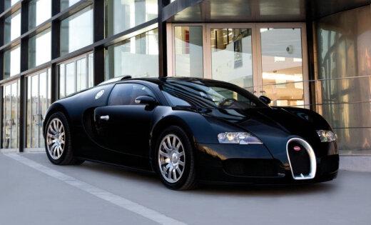 20 000 евро за замену масла и другие проблемы владельцев Bugatti Veyron
