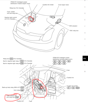 Parts For 2003 Infiniti G35 Coupe  Wiring Diagram And Fuse Box