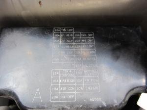Need Fuse Box Diagram,