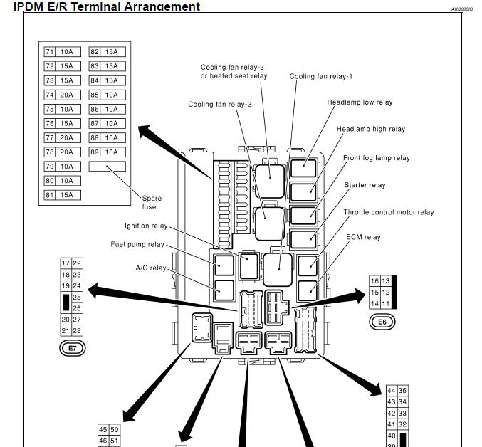 2003 g35 fuse diagram 8 12 danishfashion mode de 2004 Ford Expedition Fuse Box 2008 infiniti g35 fuse box location best place to find wiring and rh 15 dukesicehouse net