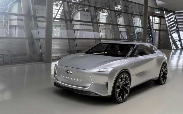 Qs Concept Will be Infiniti's First EV