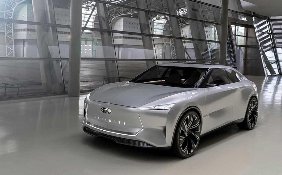 Qs Concept Will be Infiniti's First EV