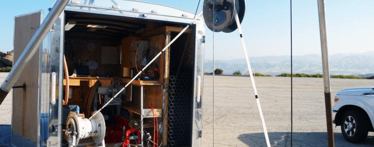 packer testing trailer