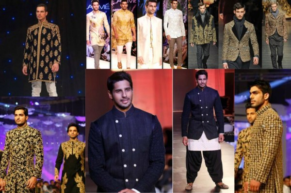 Men's Wedding Sherwani and Fashion Styles Then and Now ...