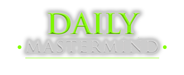 Daily Mastermind | George Wright III