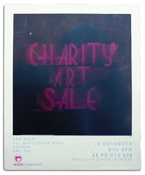 AMV BBDO : Art Sale
