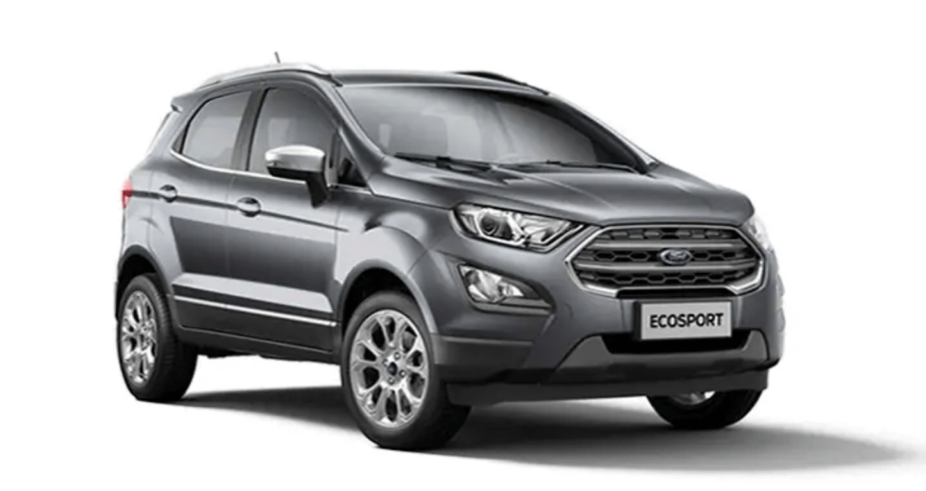 Ford Ecosport 2021 - veículo ford