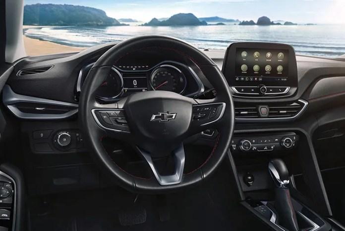 GM Orlando - interior