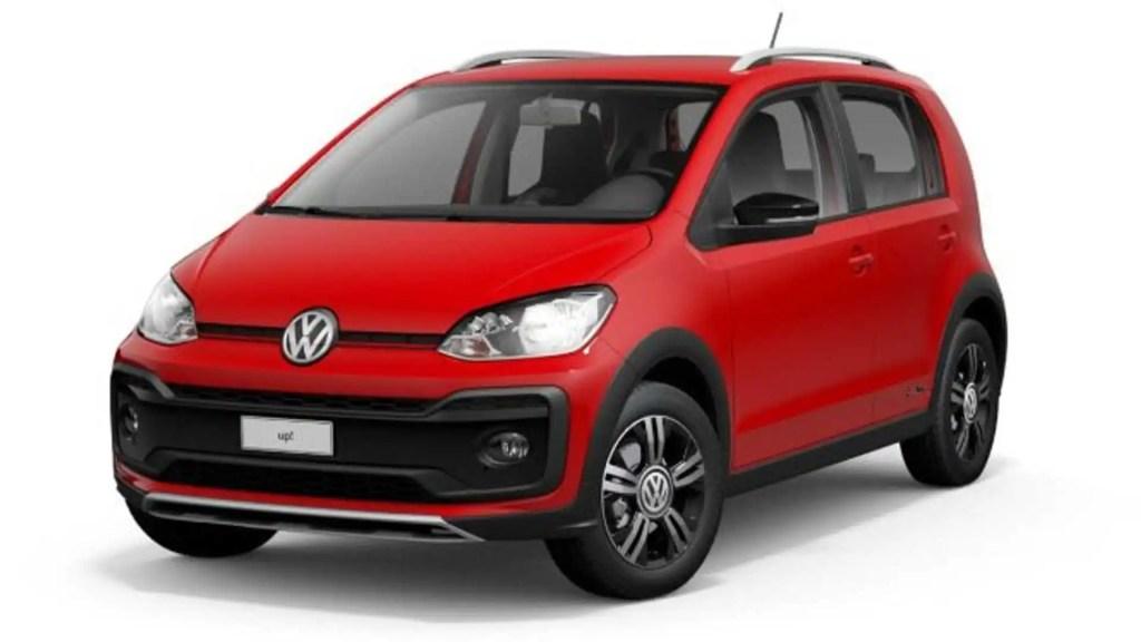 VW Up! Xtreme 2021