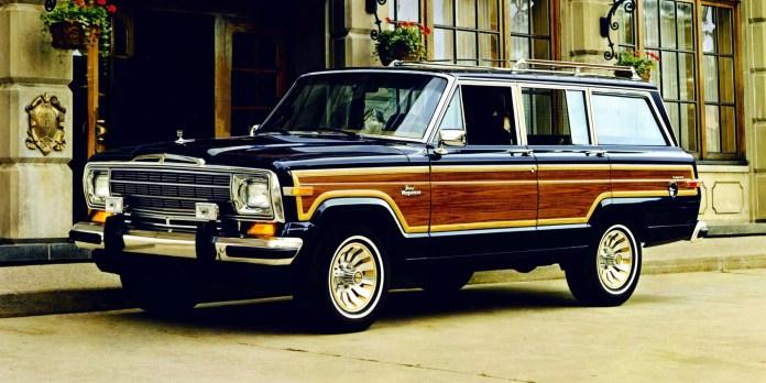 Jeep Wagoneer 1986