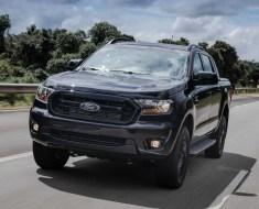 Ford Ranger Black 2022