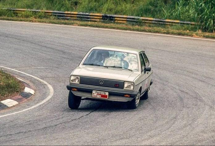 VW Gol, hatch pouco agradou o campeão - Claudio Laranjeira e Saulo Mazzoni de Quatro Rodas