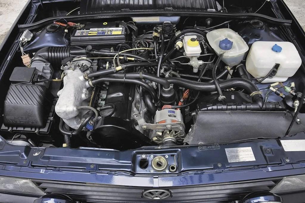 Motor VW Gol GTi 1989