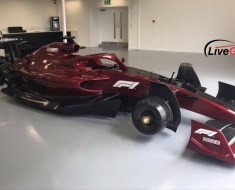Novo carro F1 2022
