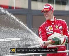 "Documentário ""Schumacher"" estréia na Netflix"