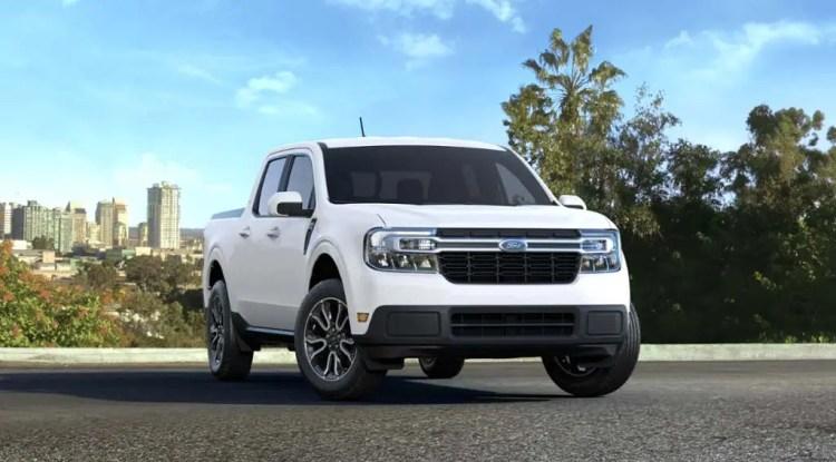Ford Maverick Lariat 2022
