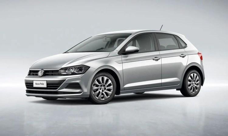 VW Polo e Virtus perdem a central multimídia