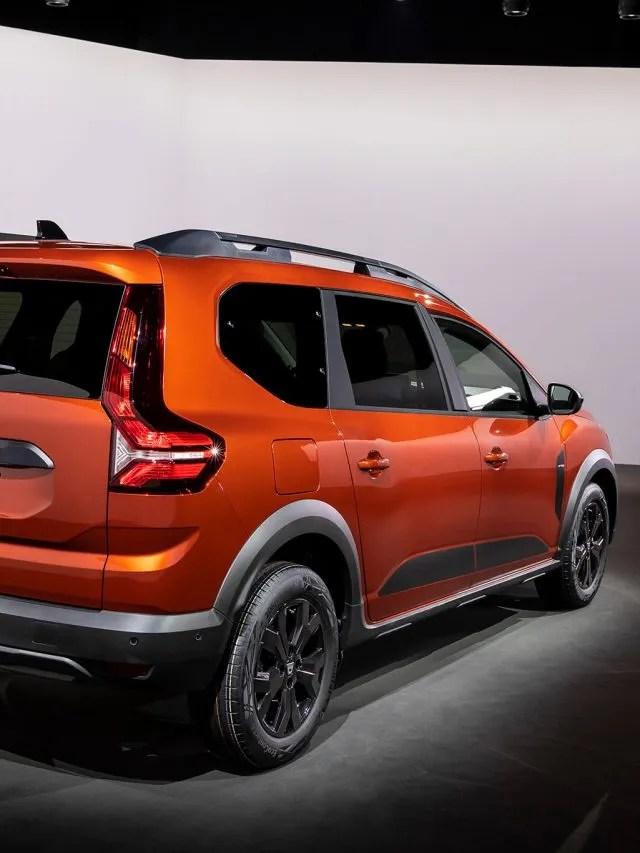 Dacia Jogger 2022 – Crossover de 7 lugares derivada do Sandero