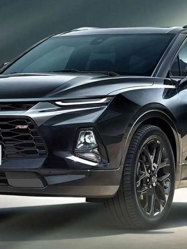 Chevrolet Grand Blazer tem registro do nome para a Argentina