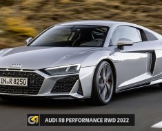 Audi R8 Performance RDW 2022