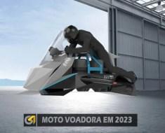 Speeder - Moto Voadora