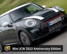 Mini JCW 2022 Anniversary Edition