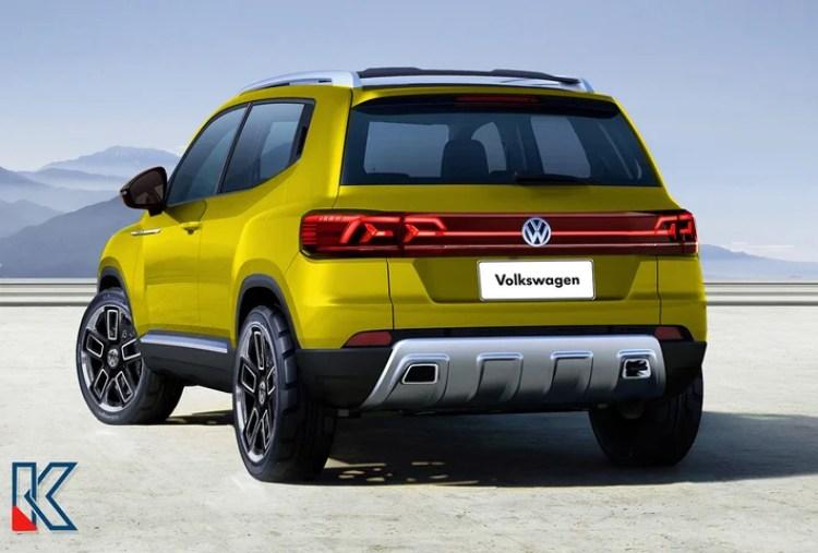 NOVO VW GOL 2023 PODE VIRAR SUV