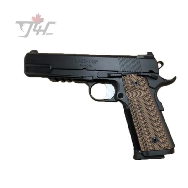 Dan Wesson Specialist LASD 9mm