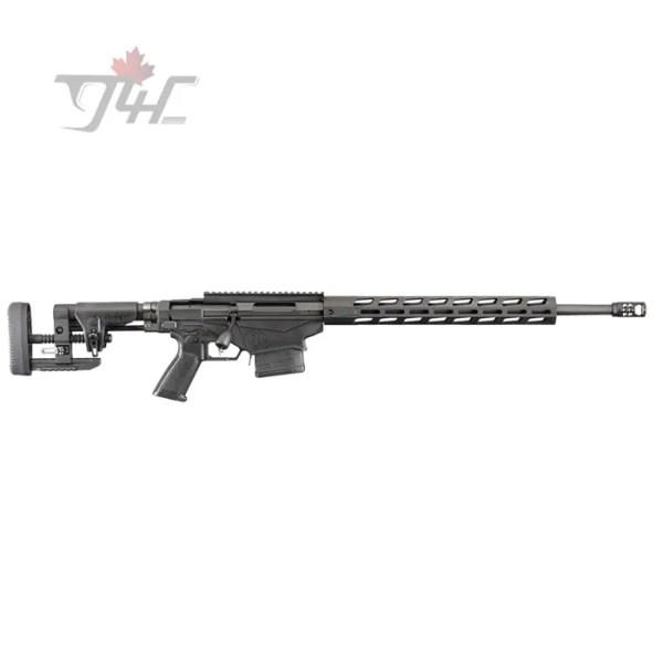"""Ruger Precision Gen3 .308WIN 20"""" BRL Black"""
