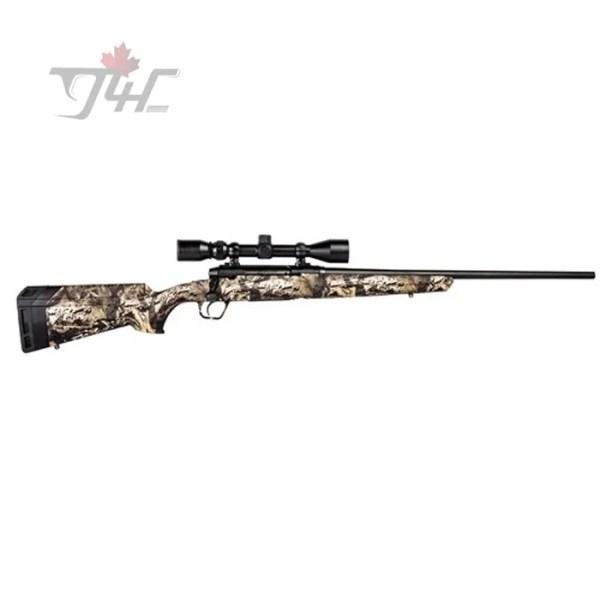 "Savage Axis XP w/3-9x40mm Scope .308WIN 22"" Camo"