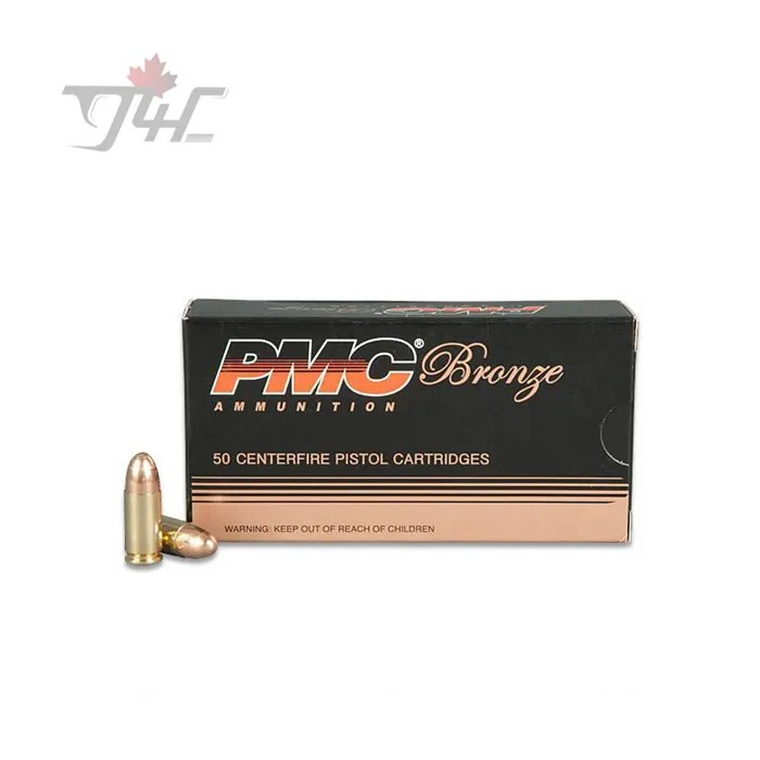 PMC Bronze 9mm Luger