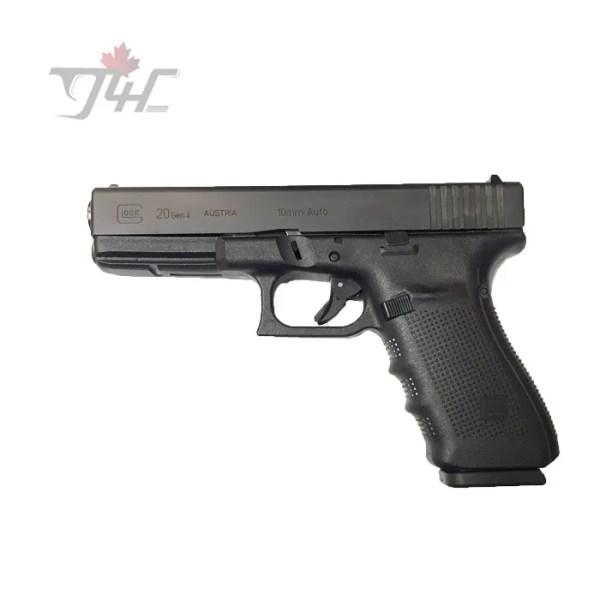 Glock 20 Gen4 FXD 10mm