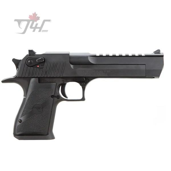 "Magnum Research Desert Eagle XIX .44MAG 6"" BRL Black"