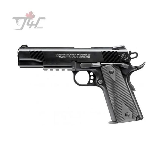 Colt 1911 A1 Rail Gun