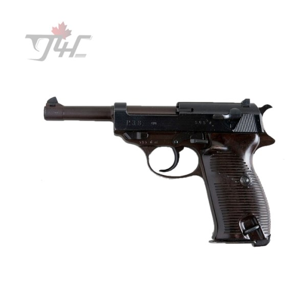 Walther P38 Surplus