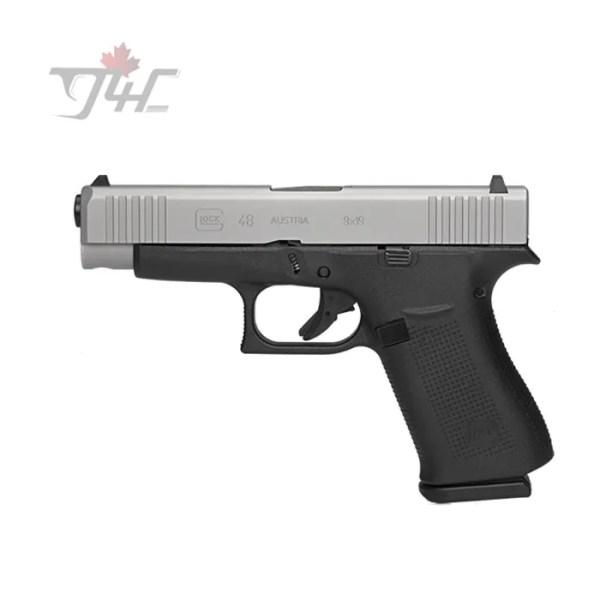 Glock 48 Fixed Sights