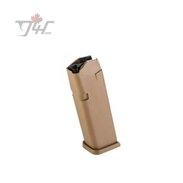 Glock 9mm 19X 10rd Magazine Coyote