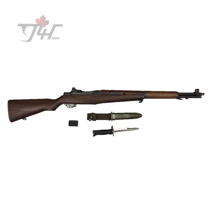Springfield M1 Garand Surplus w/Bayonet 30-06 M1 Garand 24