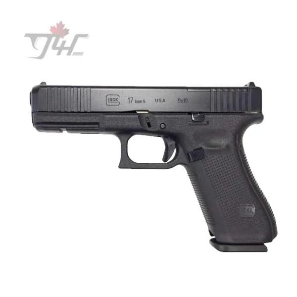 glock 17 gen5 mos usa