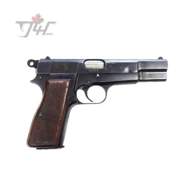 Browning Hi-Power Mark 1 Surplus