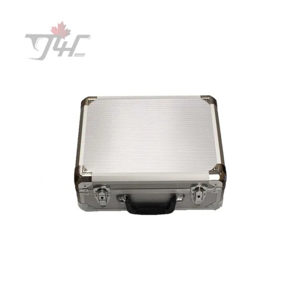 Bell Aluminum Lockable Double Pistol Case