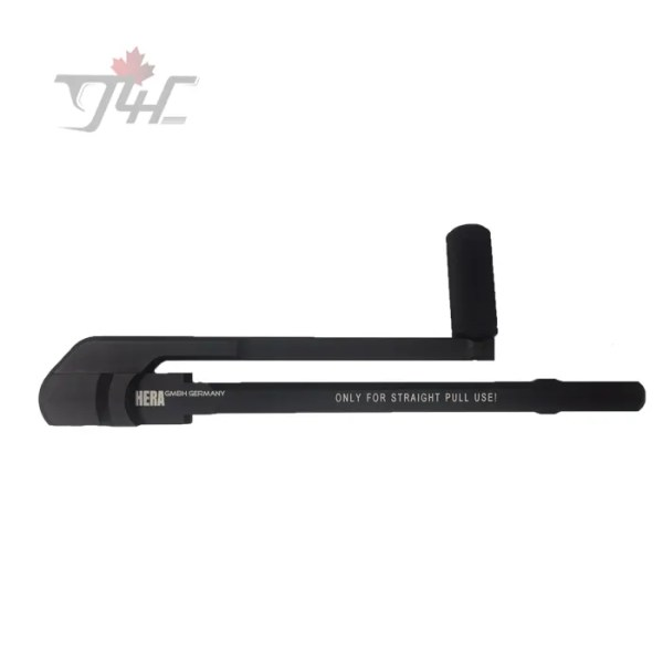Hera Defense Straight Pull Side Charging Handle