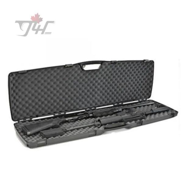 Plano SE Series Contoured Double Rifle Case 52 Black