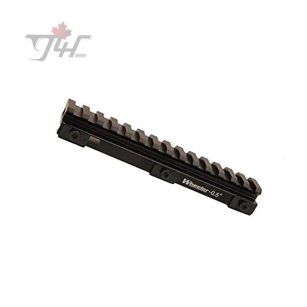 Wheeler Engineering 0.5'' Picatinny Rail Riser