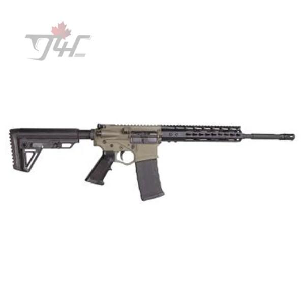 """ATI Omni Hybrid P3P 5.56NATO 16"""" BRL Battlefield Green"""