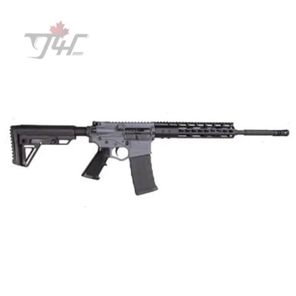 """ATI Omni Hybrid P3P 5.56NATO 16"""" BRL Sniper Grey"""