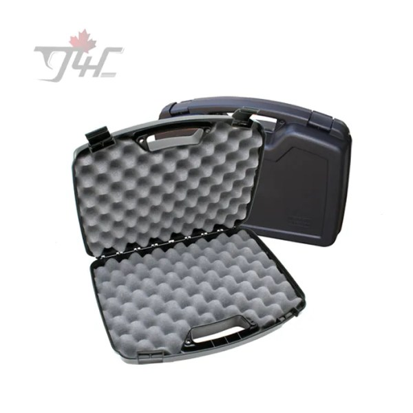 MTM 2-Handgun Case Black