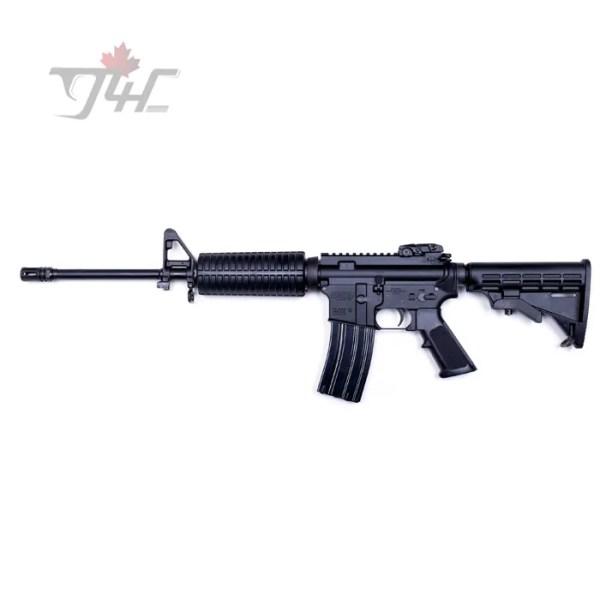 """DPMS LCAR 5.56NATO 16"""" BRL Black"""