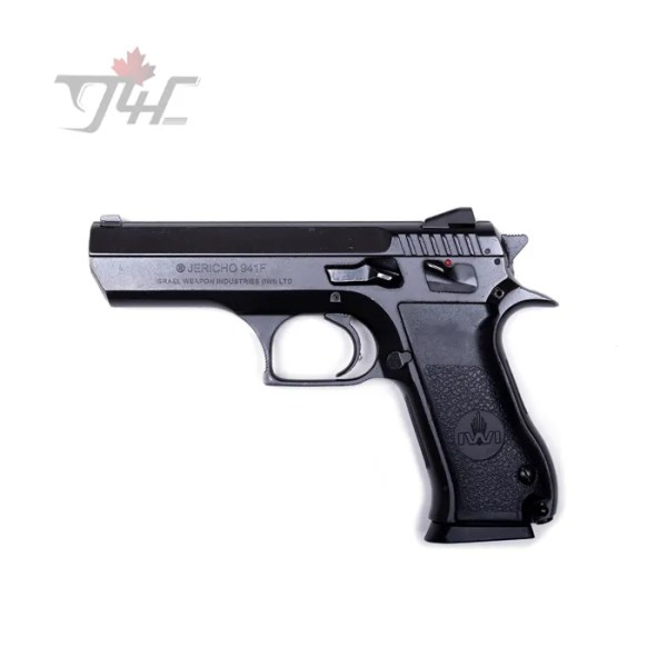 "IWI Jericho 941F Surplus 9mm 4.4"" BRL Black"